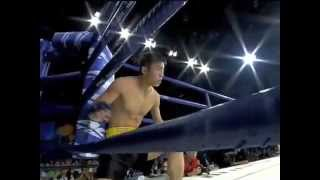 Art of War® FC VIII - Nemat Bobomuhamedov vs Li Ming