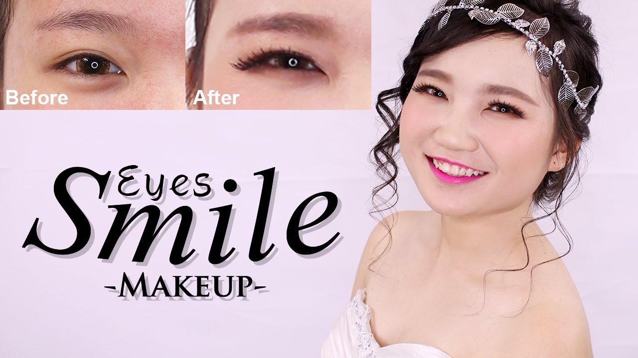 How to Smile With the Eyes pics