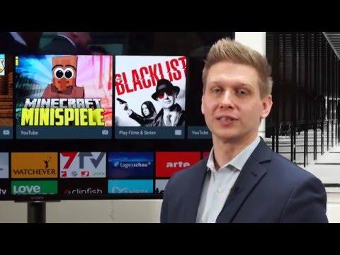 Sender sortieren auf dem Sony Bravia Android TV - Die einfachste Bedienung ever!