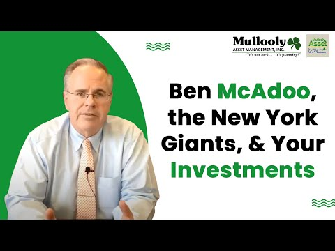 Ben McAdoo, the New York Giants, & Your Investments