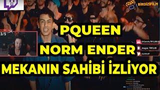 Pqueen Norm Ender - Mekanın Sahibi İzliyor Resimi