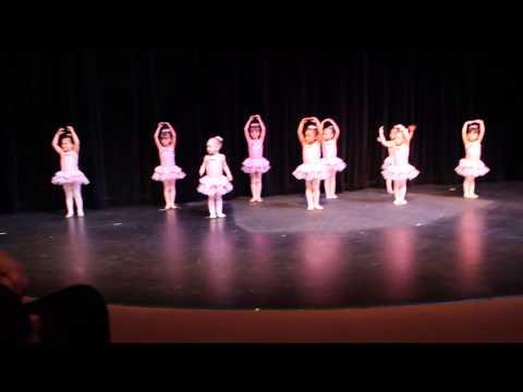 Ballet Recital ages 3-4