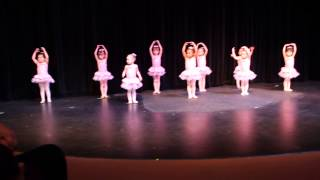 Ballet Recital ages 3-4