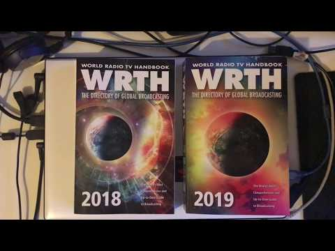 A quick review of the WRTH 2019 edition....you should buy this book!