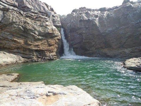 Tamasin waterfall in Chatra jharkhand India