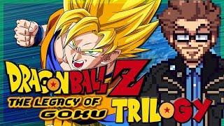 Dragon Ball Z: The Legacy of Goku Trilogy - Zelda Clone to ALMOST Great - Austin Eruption