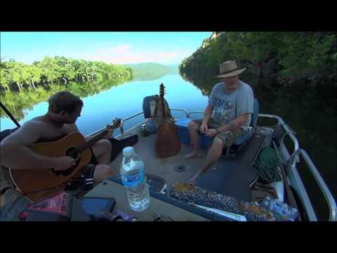 Johnny D.Hudson and Bartley O'Neal sing Beaulah Land