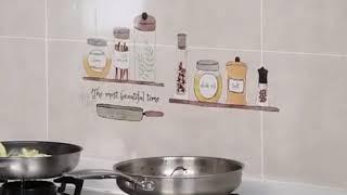 키친투명시트 주방 싱크대 시트지 기름때방지 벽지 오염방…