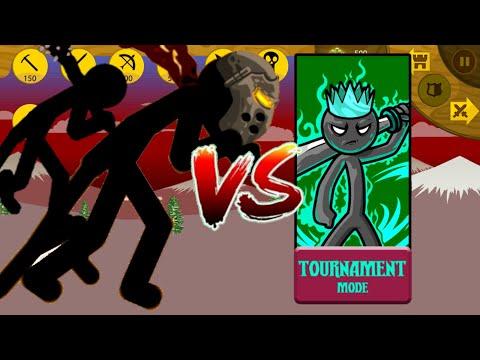 The Godzilla League of Giants VS Insane MODE Tournament | Stick War Legacy