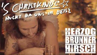 """HERZOG - BRUNNER - HIRSCH: """"'S Christkind'l huckt ba uns im Beis'l"""" VIDEO"""