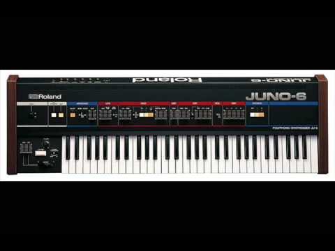 Juno-6 Arpeggiator Improv