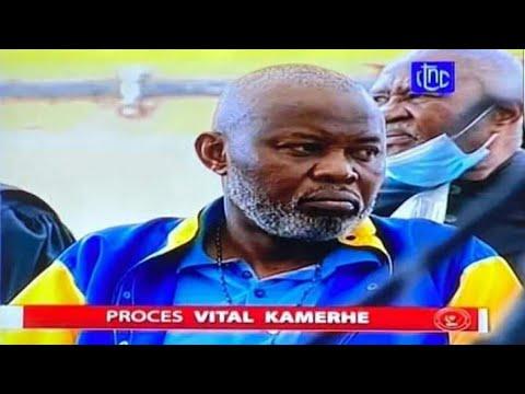 DOSSIER KAMERHE, C'EST UN PROCES POLITIQUE. L'UNC ACCUSE FATSHI D'ETRE DERRIERE LE COUP.