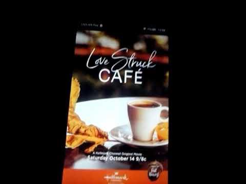 hallmark love struck cafe