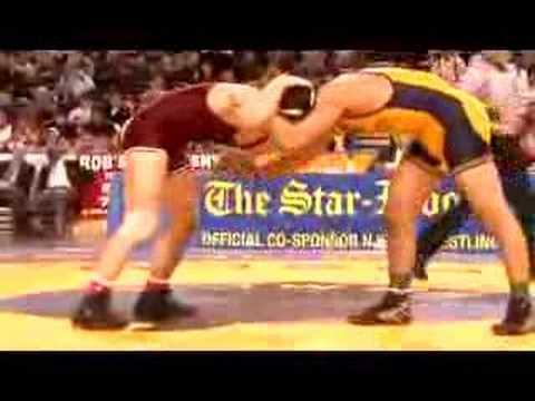 135: 2008 NJSIAA Individual Wrestling Championship
