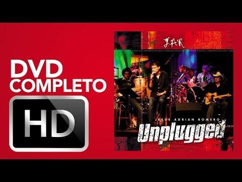 Unplugged - Jesús Adrián Romero - DVD Completo