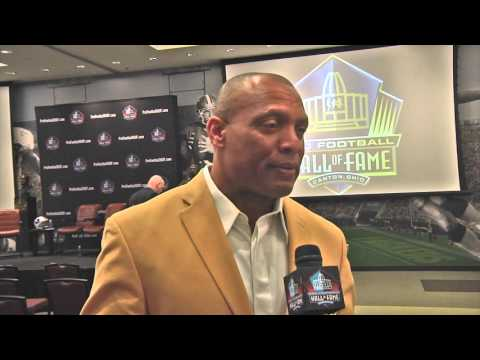 Aeneas Williams talks Los Angeles Rams