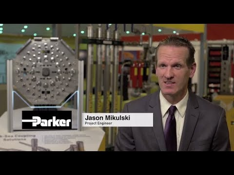 Parker Couplings for Offshore Oil & Gas Applications | Video by Cut To Create | Video Production