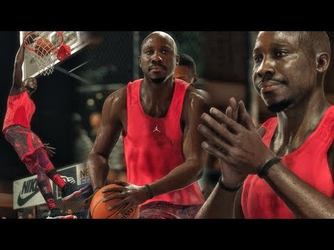 QJB vs BOSS QJB @ RUCKER LIVE EVENT SHOWDOWN! NBA Live 18 The One Gameplay