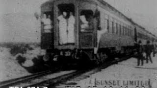 Southern Pacific Sunset Limited 1898