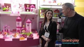 2012 Toy Fair Sneak Peek | Megabloks | 3D Breakthrough Puzzles | World of Warcraft | Little Princess