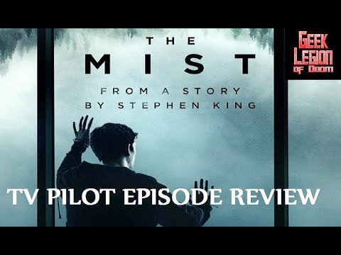 THE MIST ( 2017 Alyssa Sutherland )  Pilot Episode 1 TV series Review
