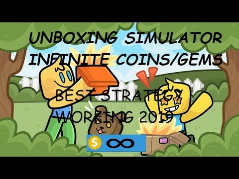 Codes For Unboxing Simulator Wiki 2019 | StrucidCodes.com