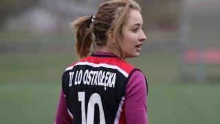 Spotkanie piłki nożnej kobiet: II LO - ZSZ nr 3