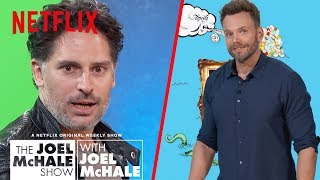 Joe Manganiello Searches for Lost Dog | Joel McHale Show | Netflix