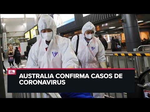 Aumentan los casos de coronavirus alrededor del mundo
