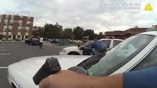 Police Hold Wrong Car At Gunpoint