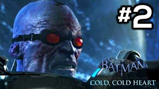 Batman Arkham Origins Cold, Cold Heart DLC Walkthrough Part 2 [HD] Xbox 360 PS3 PC