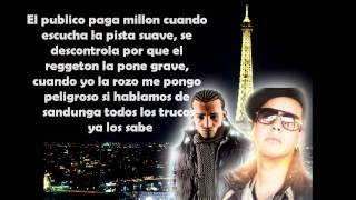 Arcangel Ft Daddy Yankee Guaya Letra Lyrics El Imperio Nazza.mp3