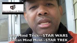 Monday Afterthought 3-4-13 (Jedi Mind Meld???)
