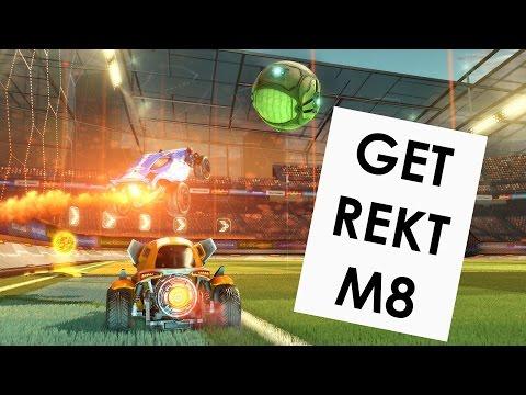 Rocket League  El partido más tenso de todos y la agresividad de Álvaro