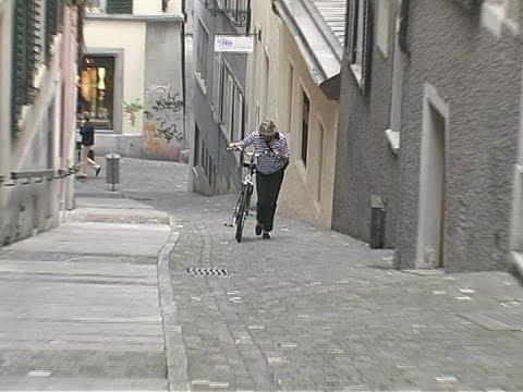 Perils For Pedestrians 95: Zurich