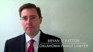 Bryan Stratton, Oklahoma City Family Lawyer