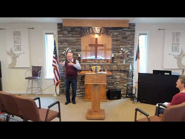 Sunday Service - Jan 27 2019 - Venturing Into The Spirit World: God's Holy Spirit