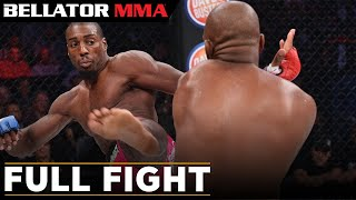 Bellator MMA: Phil Davis vs. Francis Carmont FULL FIGHT