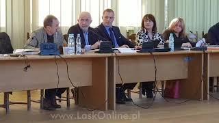 II sesja Powiatu Łaskiego cz.2
