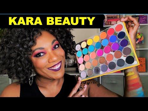 Kara Beauty DUSK TO DAWN Palette - Fall Smokey Eye Look thumbnail