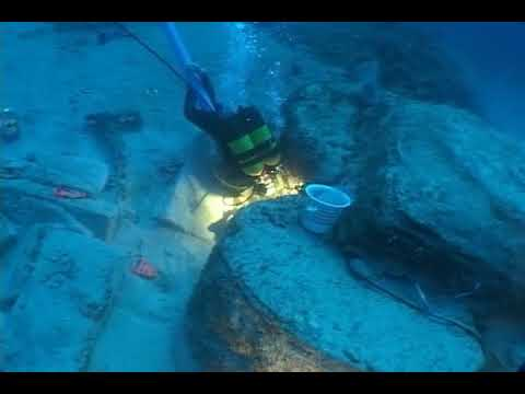 The Roman Column Wreck at Kizilburun, Turkey - 2005 Season - Part 1