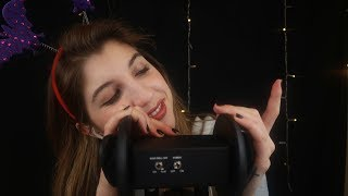 ASMR Tingle Party [OG STYLE] ~ Tapping/K'sses/SkSk/Shh/Cupping, etc. ~
