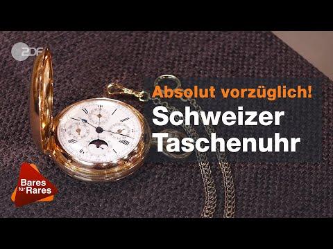Wunschpreis 5-stellig! Königsdisziplin der Uhrmacherkunst - Bares für Rares vom 26.04.19 | ZDF
