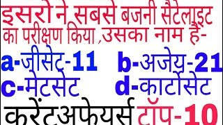 daily current affairs । today current affairs in hindi । 6 december 2018 । gk most questions
