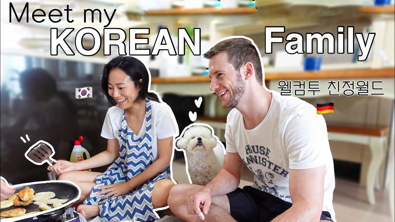 Download 한국 친정집 도착! 우리집 음식 폭격은 이제 시작이야🇰🇷 독일인 남편과 명절 음식 만들기🥘 국제커플 브이로그