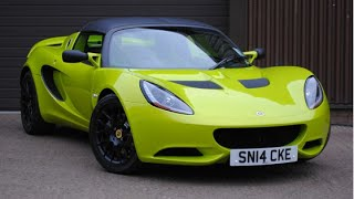 Lotus Elise S Club Racer - Specs, Review, Price for Sale