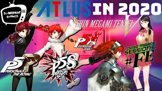 What To Expect From Atlus In 2020 And Beyond