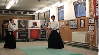 kumi tachi- ken no ri 4.2 [TUTORIAL] Aikido advanced weapon technique 組太刀