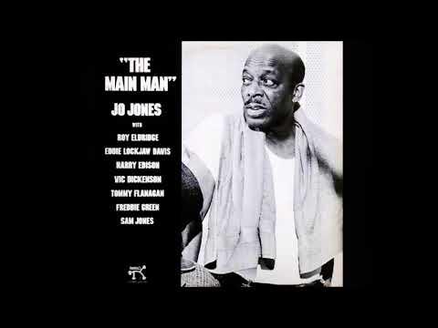 Jo Jones  - The Main Man ( Full Album )
