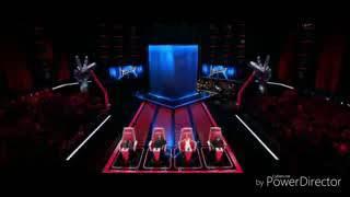 На Шоу Голос Full Элджей - Рваные джинсы